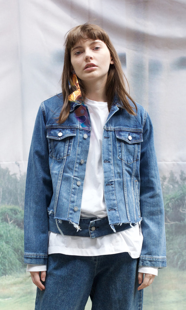 Q Denim Jacket