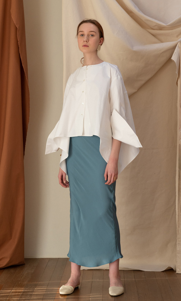 Salang Skirt_Sky Blue (8차 리오더)