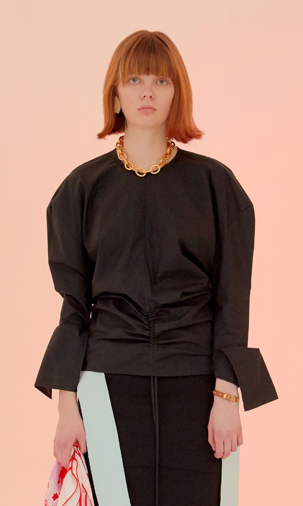 Shring Blouse_Black