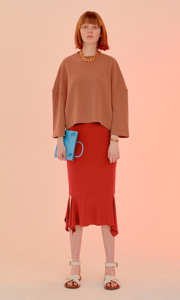 Shirley Skirt_Red