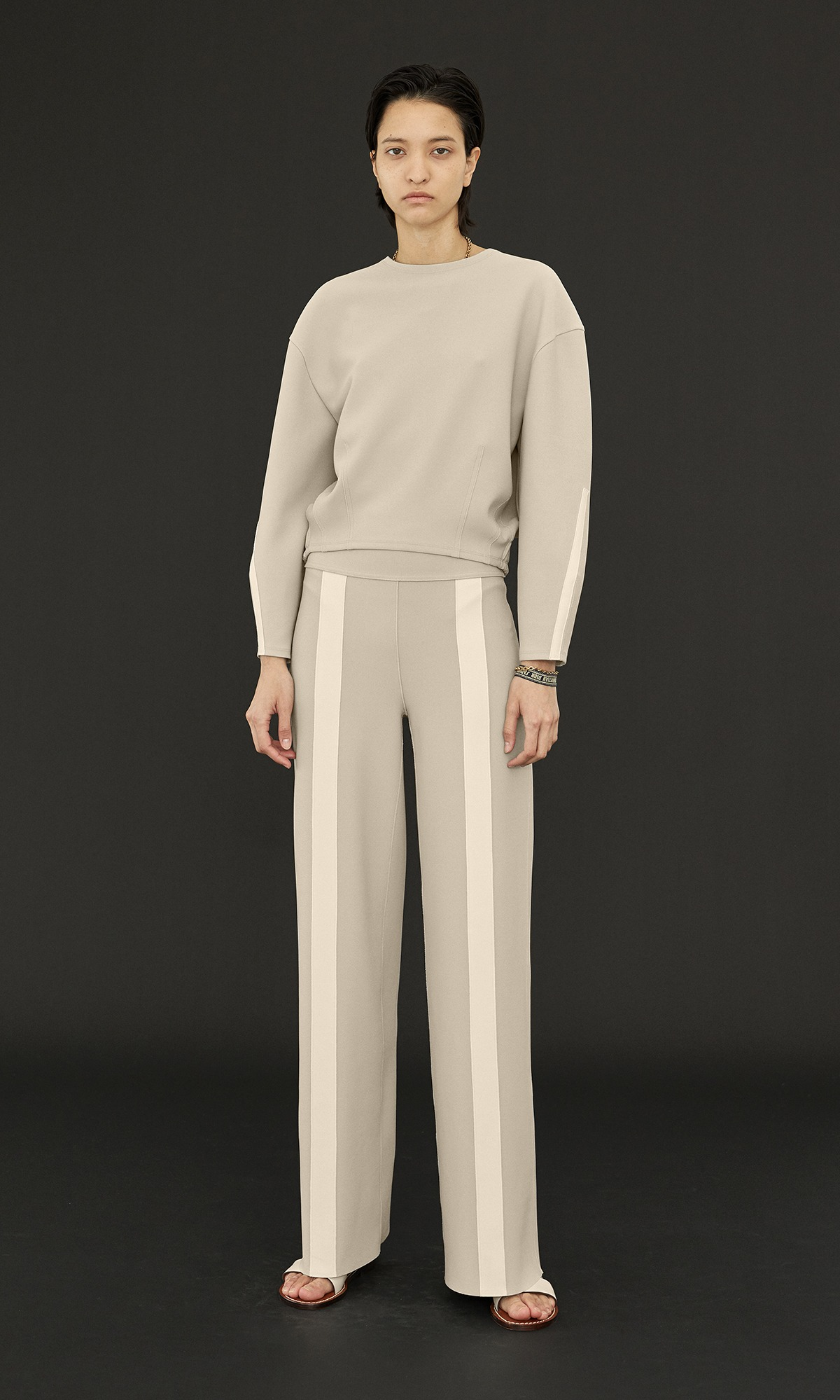 Tabor Trouser_Cement