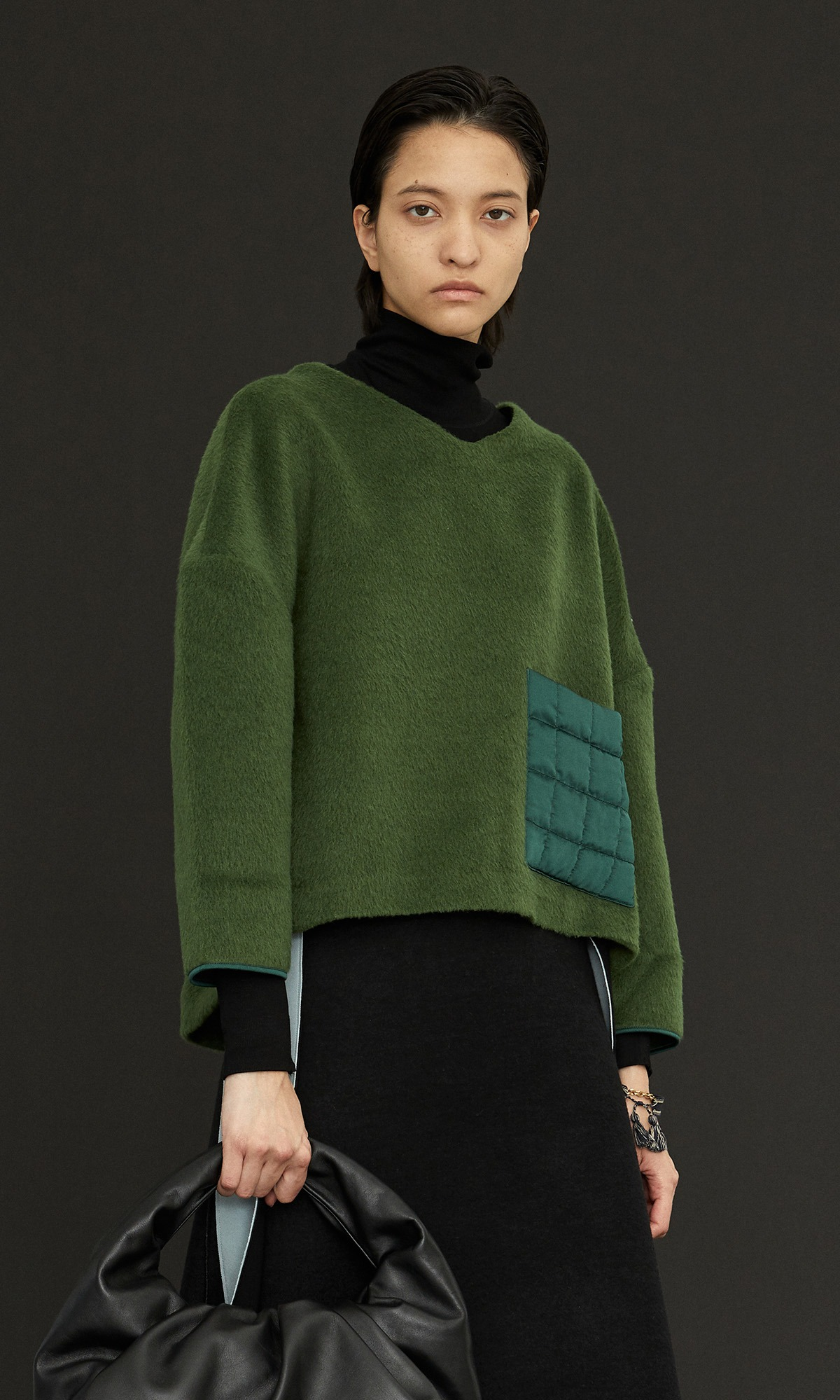 Bono Pocket Top_Green